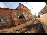 Parkour КЛАН | Aleksey Sonic Savin-The best moments of 2011